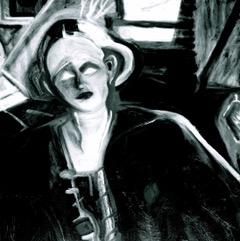 The Woman in the Velvet Jacket